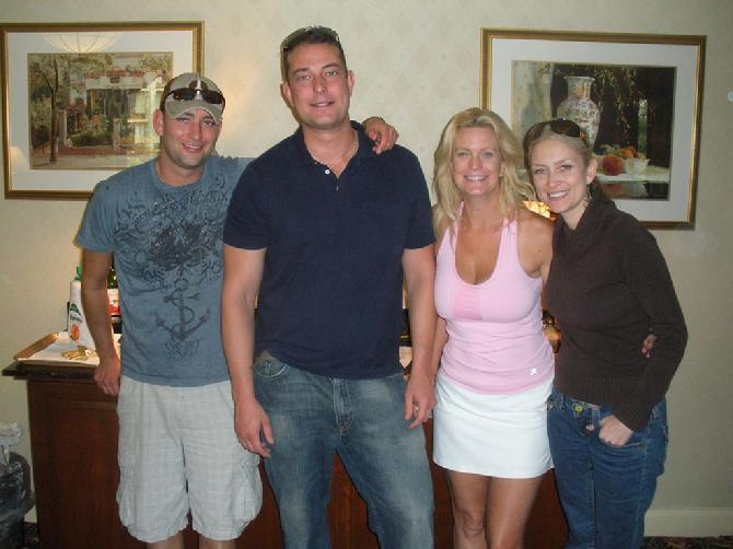 Our Children: Ben, Steve, Heather and Rebekah