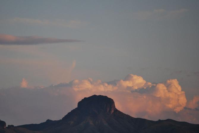 Cupcake Mountain, Lake Havasu, Arizona